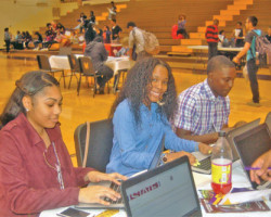 Students-at-Wilson-HBCU-Day