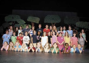 FLT Workshop presents 'Peter Pan Jr. this weekend