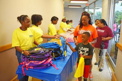 FDTC Back to School Bash serves over 600