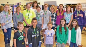 All Saints' Science Fair winners  are headed to SCISA competition