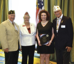American Legion recognizes Florence award winners