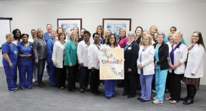 Carolinas Hospital System honors its 39 board certified nurses
