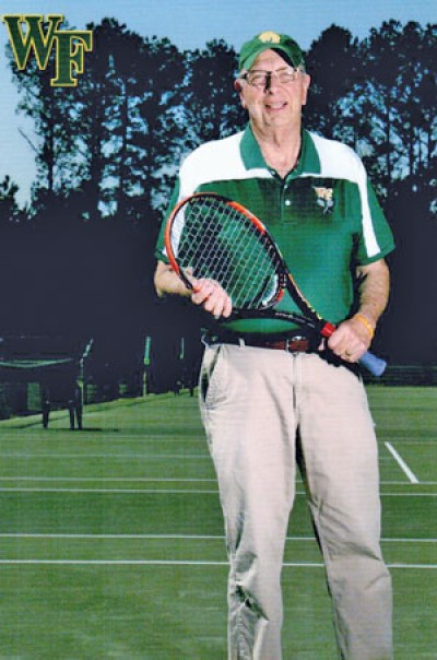 Charles Nelson named Boys' Tennis Coach of the Year