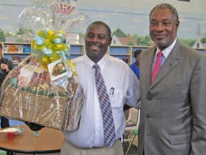 Southside Principal named District Principal of the Year