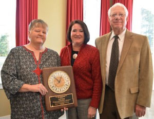 Duke Energy honored with 2015 Jimmy Newsom Signature Award