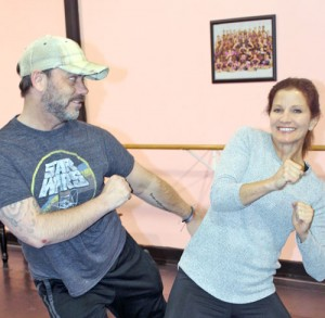 Dance partners begin rehearsing for DFOFS benefit