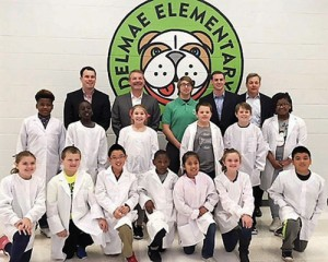 Delmae students to share ideas