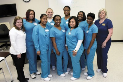 First class completes med-surg fast track program