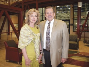 Darla Moore Foundation makes $5 million gift to FDTC