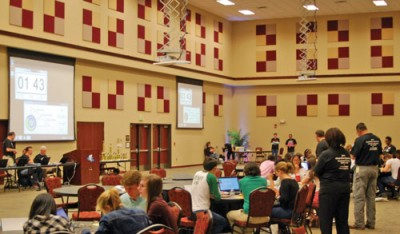 FDTC hosts high school math contest