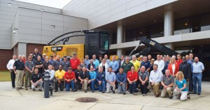 FDTC hosts Caterpillar's ThinkBIG Global Conference