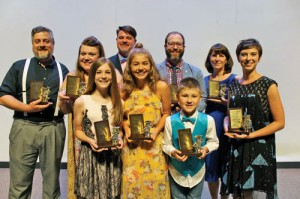 FLT recognizes performers, volunteers at Award's Night