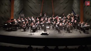 FMU Winter Band Concert, Visions of Lights