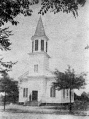 A brief history of the first 100 years of First Baptist Church