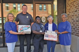 RSVP honors first responders