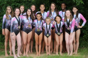 Florence Gymnastics bring home the gold