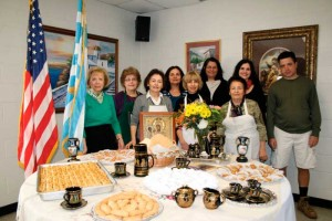 Greek Pastry, Food Sale to be held Nov. 12-14