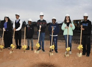 Ground broken for new Southside