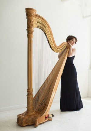 Noted harpist coming to St. John's Church