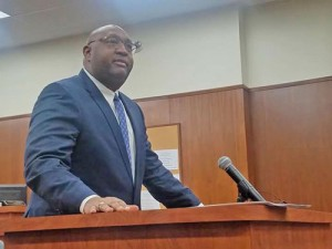 Darlington names Washington next police chief