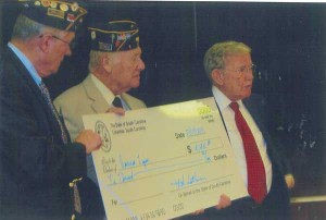American Legion Post 1 hosts banquet recognizing Boys, Girls State attendees