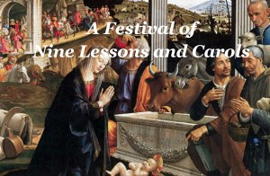 Central UMC presents 'A Festival of Nine Lessons