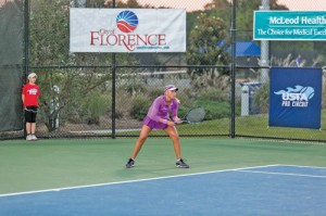 McLeod for Health Florence Open begins Sunday