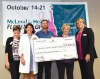 McLeod Pro Tennis Tournament for charity