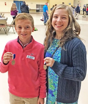 Trinity-Byrnes math teams compete in Sumter