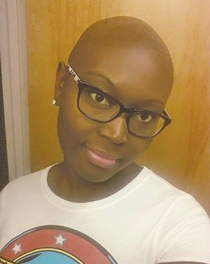 Breast cancer inspires victim to help others thru the journey