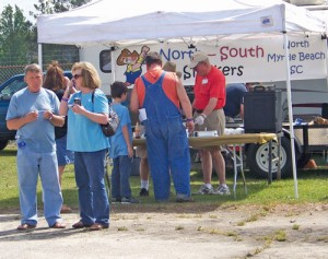 Barbecue Cookoff offers two days to sample dishes