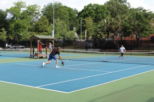 S.C. Senior Sports Classic held here last week