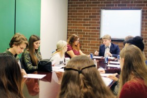 High school students form committee to study facility needs