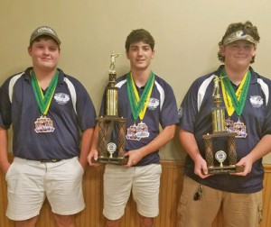 TKA sporting clay team finishes fourth at national tournament