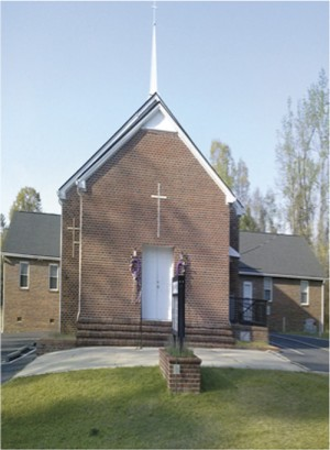 Historical reflections of Spring Branch Baptist Church