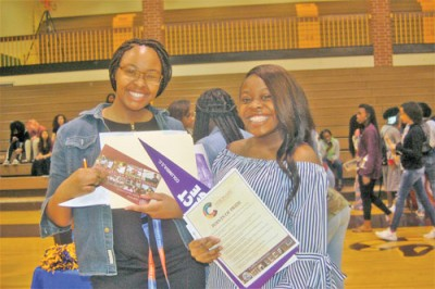 Wilson High hosts HBCU Expo
