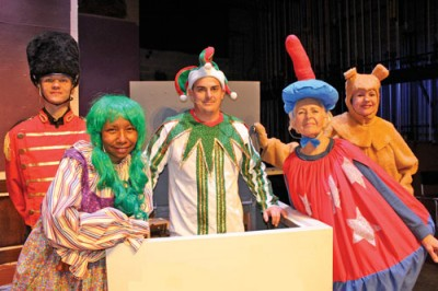 FLT Schoolhouse Players to present 'Toy Land'