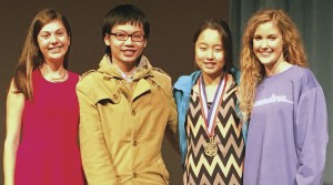 Trinity-Byrnes students take top math honors