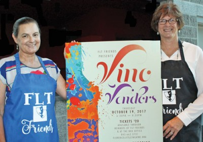FLT Friends plan 5th Annual Vino and Venders for Oct. 19