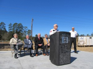 Groundbreaking at Station 4