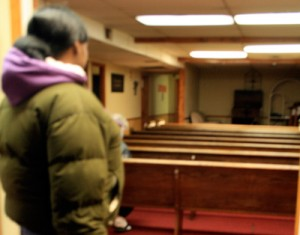 Whosoever Church opens doors overnight during cold spell