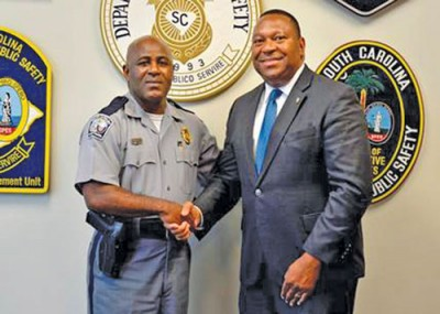 Darlington native is new SC Highway Patrol commander