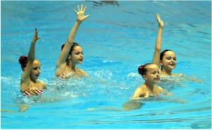 YMCA now offering a synchro camp for kids