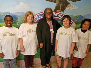Wallace-Gregg students recognized