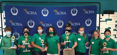 All Saints' students win trophies  at SCISA State Science Fair