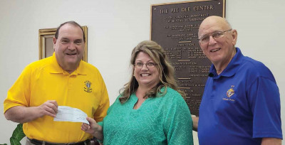 Knights of Columbus donate to SCDDSN