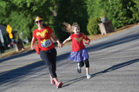 RUNNING FOR A 'WONDER'-FUL CAUSE