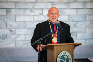 Kaufman named FMU's distinguished professor