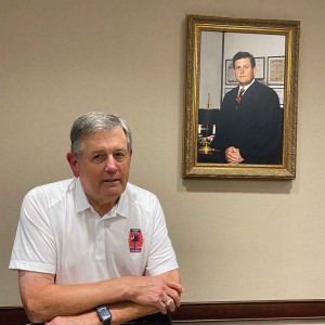 Retired Family Court Judge Gene Morehead served as director of Palmetto Boys State for 17 years