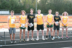 West Florence sweeps cross-country titles